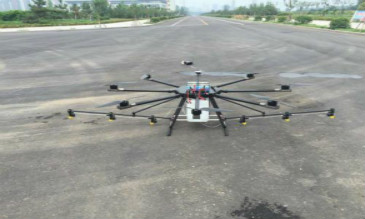 于四旋翼无人机的采煤地表监测