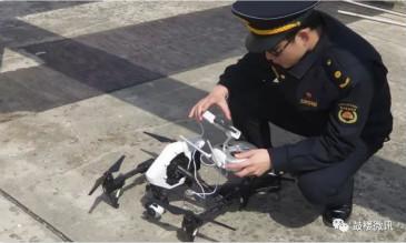 无人机侦察,让鼓楼城市精细化建设管理面面俱到!