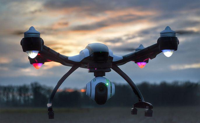 无人机交互技术