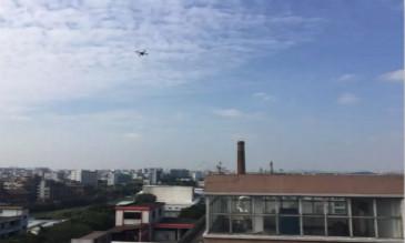 环保无人机启航试飞,立体监测智胜蓝天!