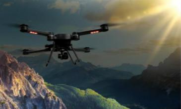工业级无人机行业应用
