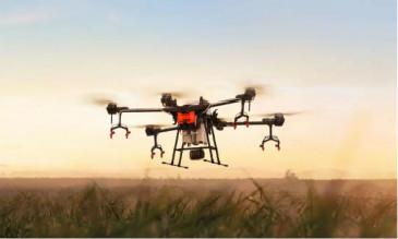 大疆发布首款搭载三维航线的植保无人机,还要继续深入农村