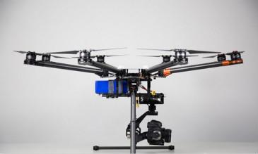 无人机航拍在工程测绘中的应用