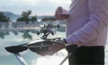 无人机海事航运应用