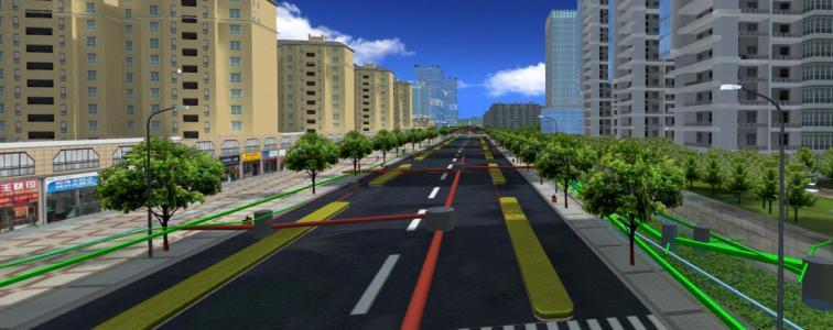 城市地下管线三维建模