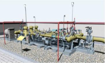 GIS系统燃气管网运用