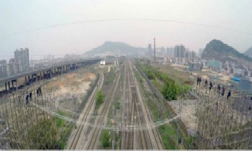 无人机在铁路工程管理的应用