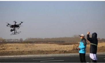 """无人机大气环境监测系统""""参战""""大气污染防治攻坚战"""