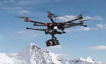 无人机倾斜摄影