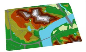 基于GIS平台的快速建模技巧