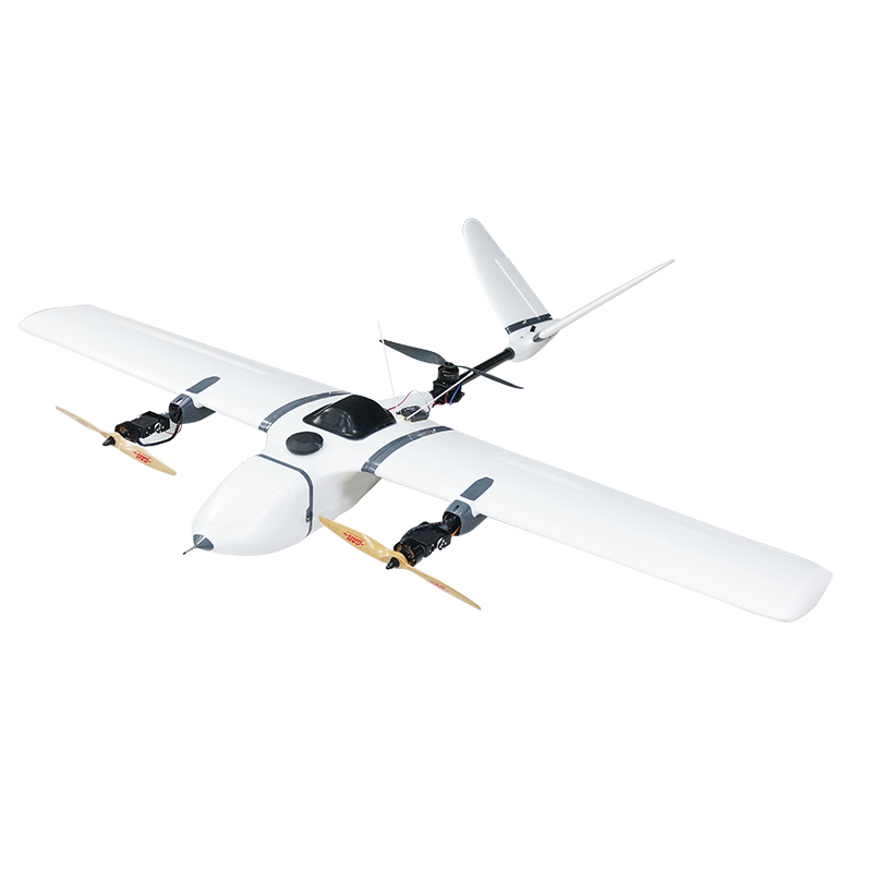 VTOL-2000倾转旋翼垂直起降固定翼无人机