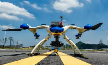 旋翼无人机在公路拆迁和养护中的应用