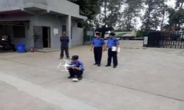 南京雨花台区城管利用无人机 确保执法无盲区