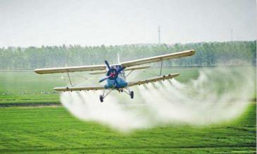 农业无人机使用情况