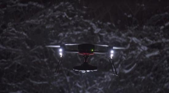 照明无人机服务