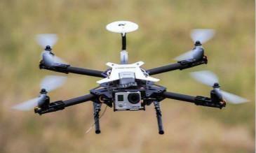 无人机气体检测环保应用