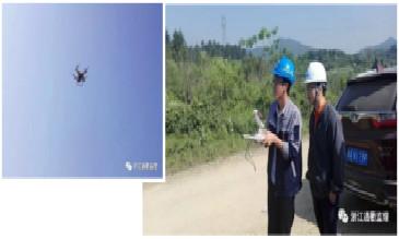 工程建设智能化 测绘用上无人机