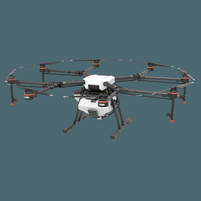 MG-1S农业植保无人机正面图