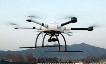 无人机助力环境监测新高度