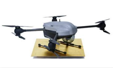 无人机无线充电技术