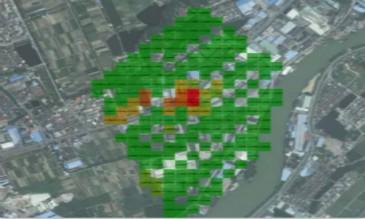 无人机监测大气污染