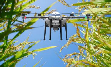 植保无人机推进农业发展