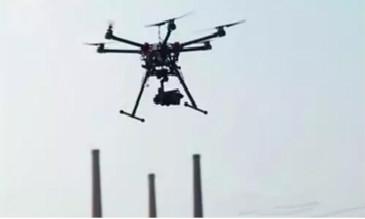 无人机环境监测