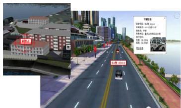 3D GIS的城市智能交通系统