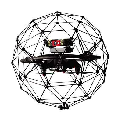 ELIOS可碰撞工业检测无人机
