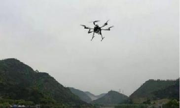 无人机助力环境监测