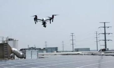 DJI大疆创新推出无人机光伏应用解决方案