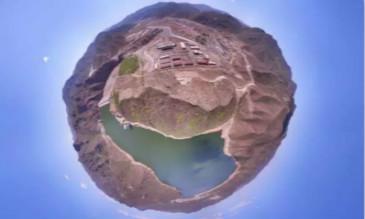 无人机倾斜摄影技术水电应用