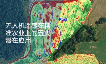 无人机遥感在精准农业上应用