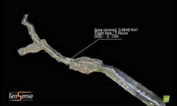 无人机测绘公路资产管理应用