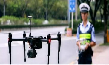 无人机交通领域的应用