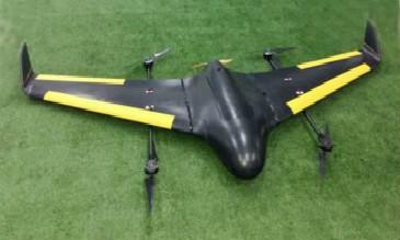 固定翼无人机航拍测绘应用