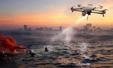无人机海事领域应用