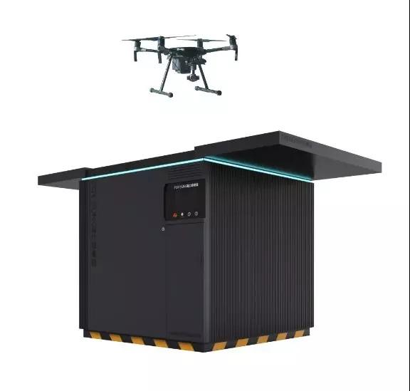 自动无人机场系统助力环境监测新高度