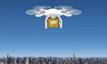 美国警察大批采购大疆无人机