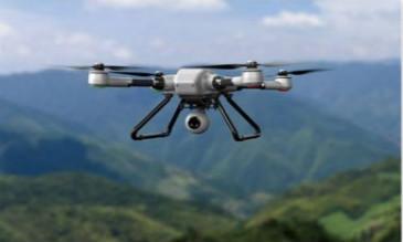无人机助力大气环境立体监测