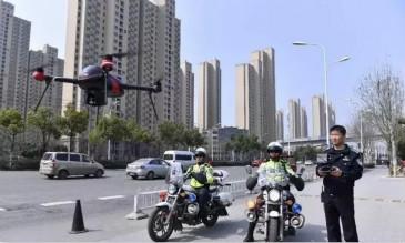 """""""无人机交警""""?你不知道的交通黑科技来了"""
