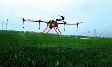 农用无人机发展趋势