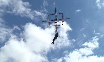 带你详细了解航拍无人机集群类脑导航系统