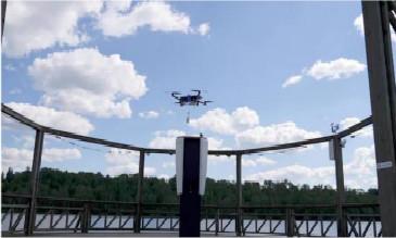 太震撼了!沁源上空飞了这么多的无人机,快来看看现场!