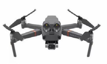 大疆发布御Mavic 2行业双光版无人机:搭载热成像相机 可在复杂环境巡检
