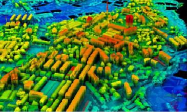 无人机激光雷达与摄影测量