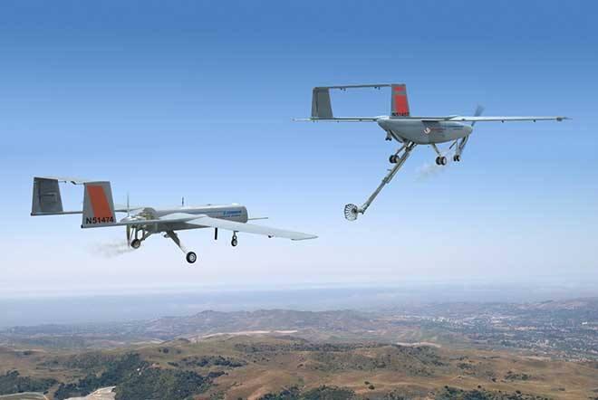 无人机技术创新点