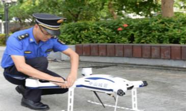 中山城管组建无人机飞行组破解高层违法建设取证难问题