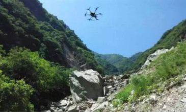 无人机地震及地质灾害领域应用