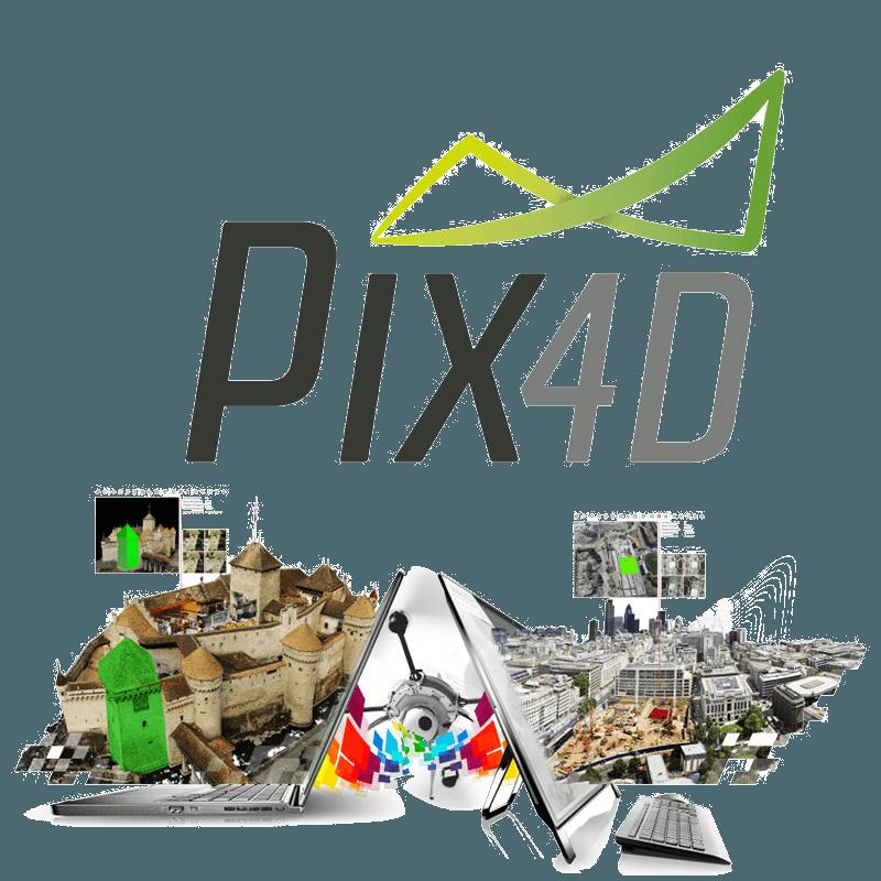 Pix4Dmapper ˙专业测绘软件